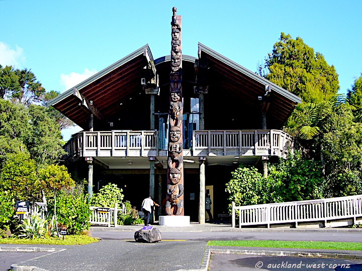 Arataki Visitor Centre (as ot was)