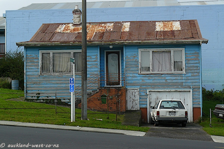 The Blue House, Glen Eden