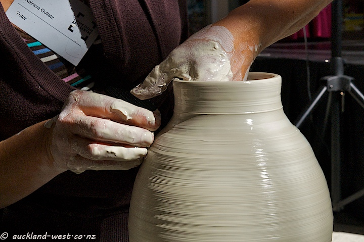 The Potter's Hands: Kairava Gullatz