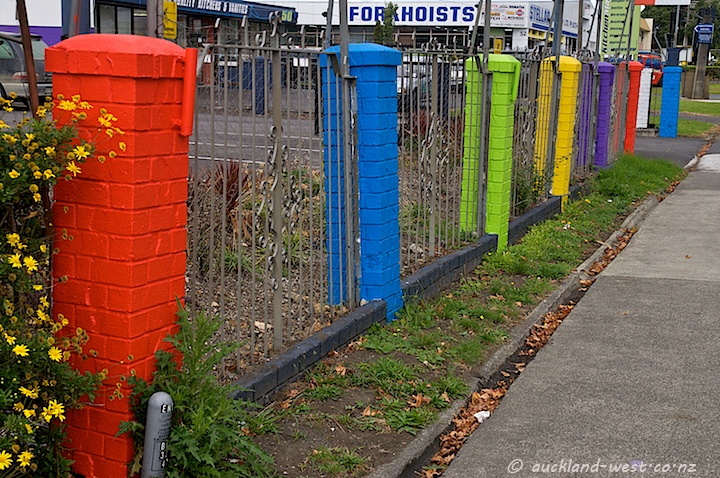 The Fence Posts