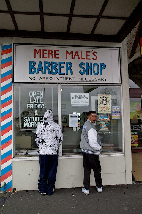 Mere Male's Barber Shop