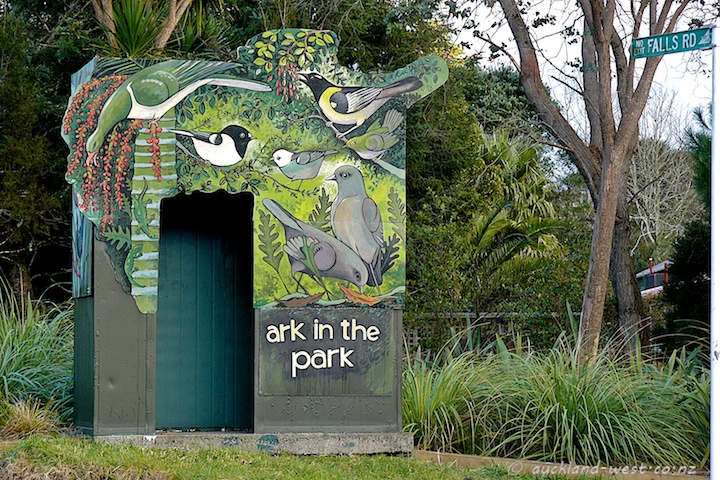 Painted Boxes: Ark in the Park