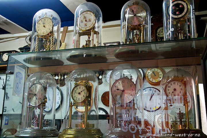 Time Pieces (Precision Watch Company, New Lynn)