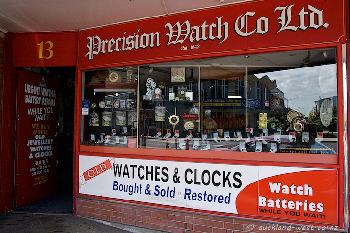 Precision Watch Company, New Lynn