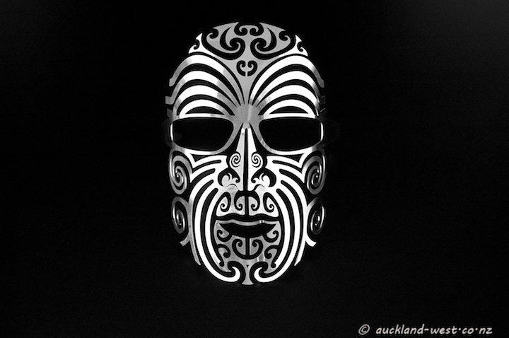 Mask by Ryan Callanan