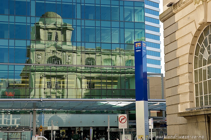 Britomart Transport Centre --- Old CPO