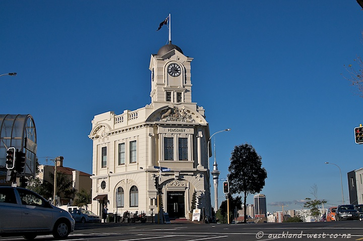 The Old Ponsonby Post Office