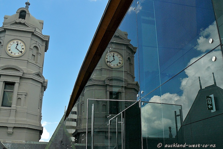 Clock Tower, Auckland Art Gallery