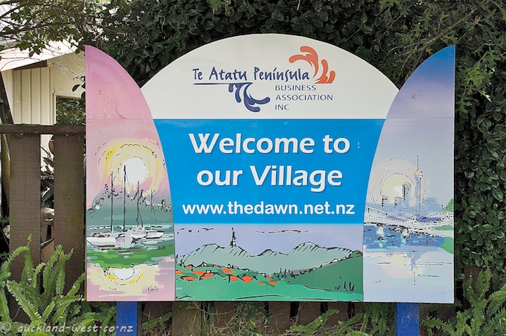 Welcome to Te Atatu Peninsula