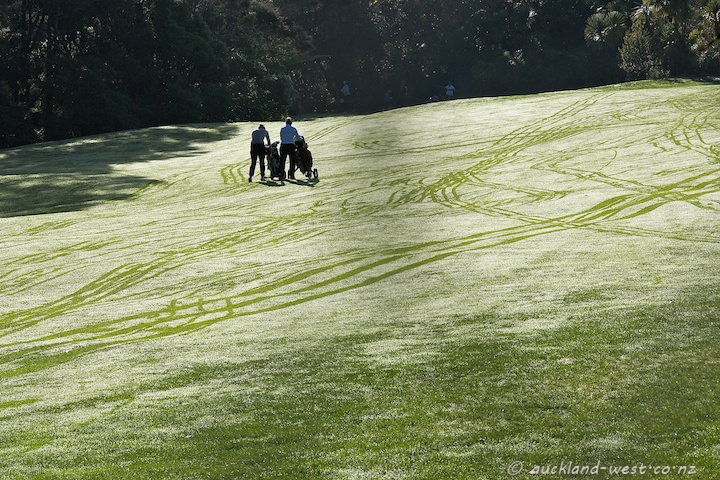 Titirangi Golf Course