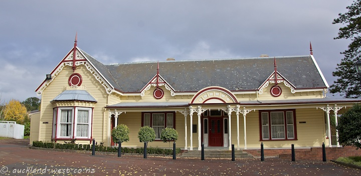 Ferndale House, Mount Albert