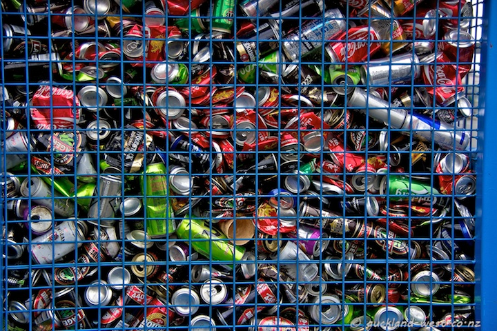 Colourful Cans