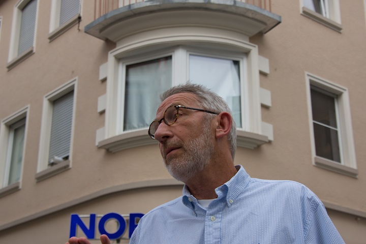JB Surveying Kreuzstrasse