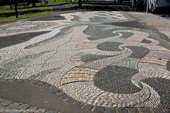Pebble Mosaic (Mark Davidson)