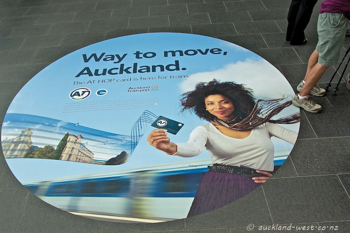 Way to move, Auckland!