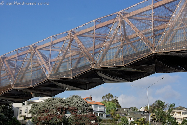 Jacobs Ladder Pedestrian Bridge