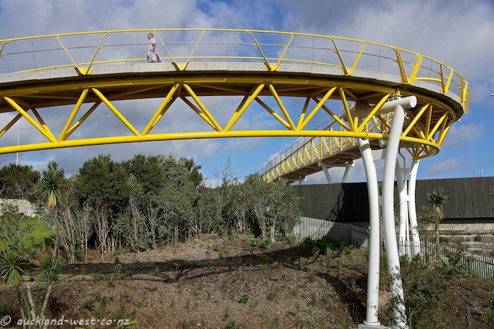 Peds and Pedallers Bridge, Westgate