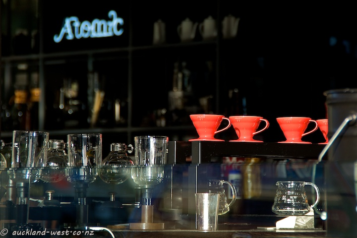 Atomic Coffee Roasters and Cafe Kingsland