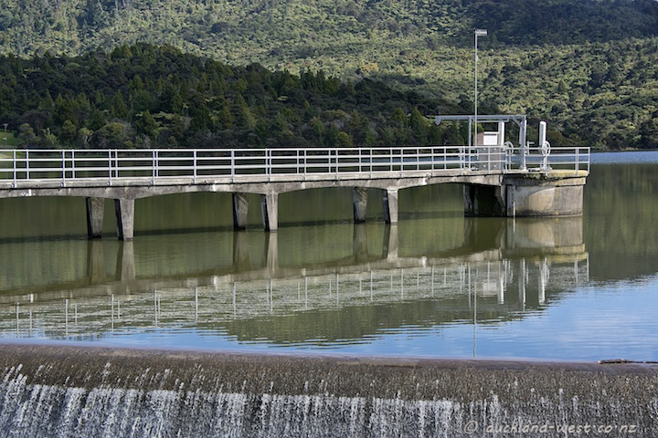 Lower Nihotupu Dam