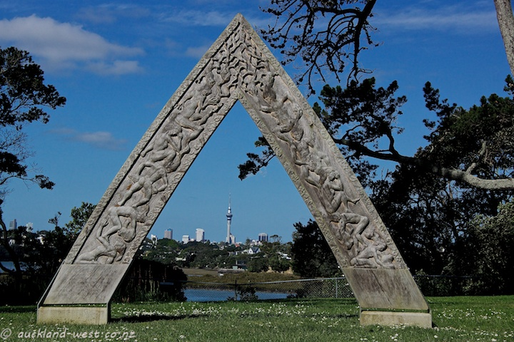 Arch by Tim Codyre (2009)