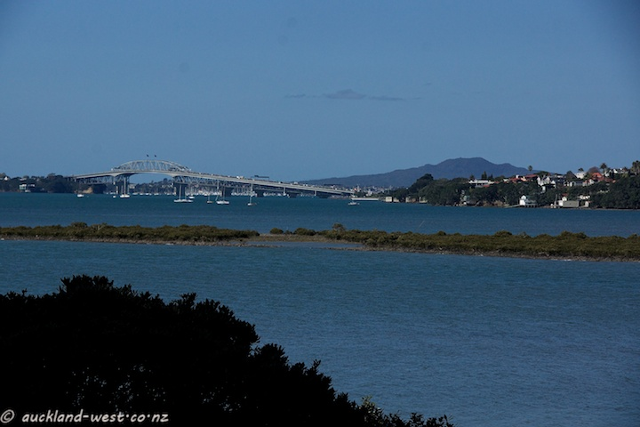 Meola Reef from Coyle Park