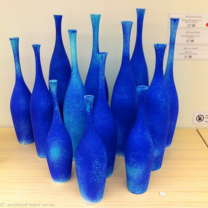 13 Blue Bottles (Richard Naylor)