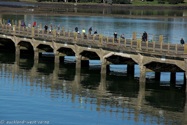 Old Mangere Bridge