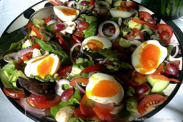 Ingrid's Summer Salad