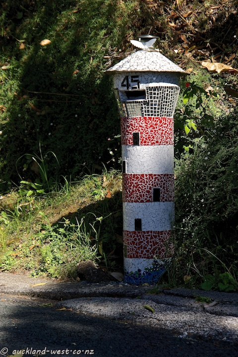 Lighthouse Letterbox