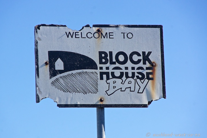 Location Signs: Blockhouse Bay