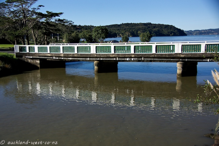 Huia Bridge