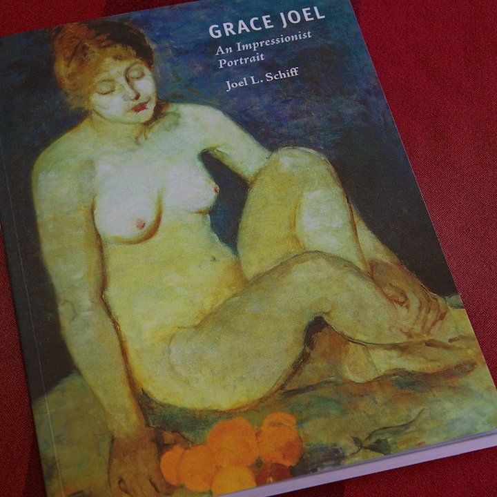Grace Joel by Joel Schiff