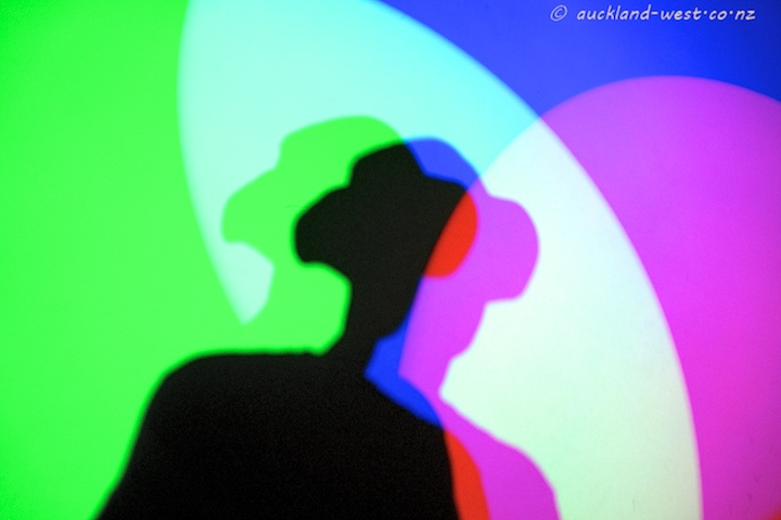 Self Portrait in RGB
