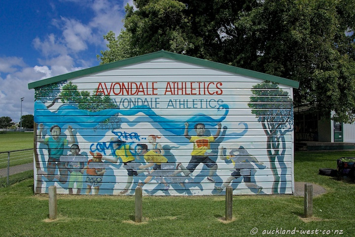 Avondale Athletics (Doug Ford)