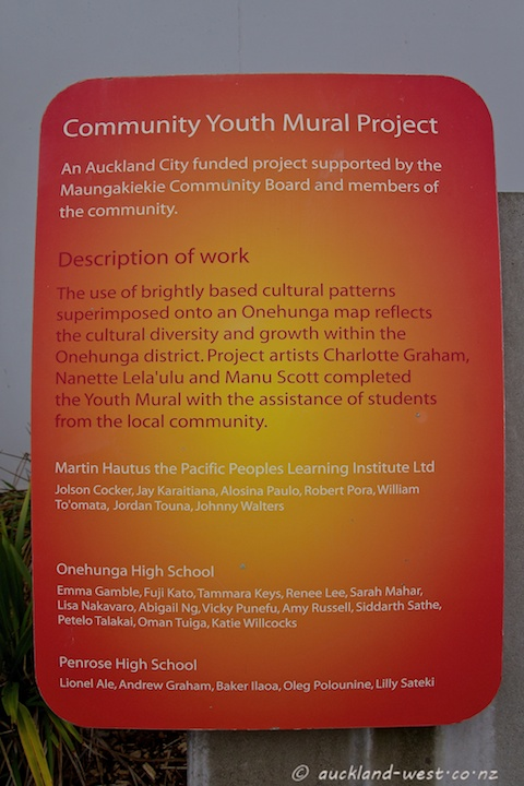 Bright Colours in Onehunga