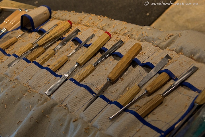 Chisels (Swiss Made)