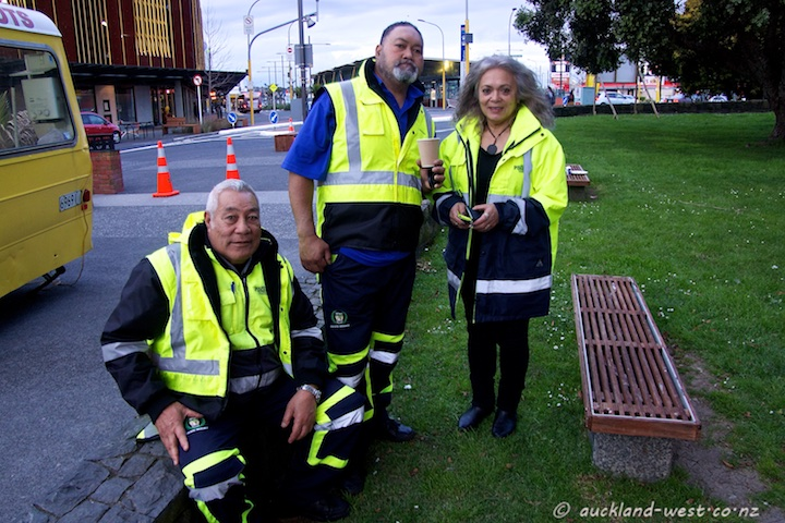 Bill, Misi and Matilda: Pacific Wardens
