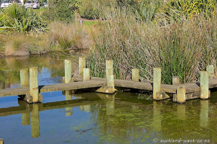 Manawa Wetlands, New Lynn