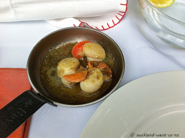 Scallops by Ingrid