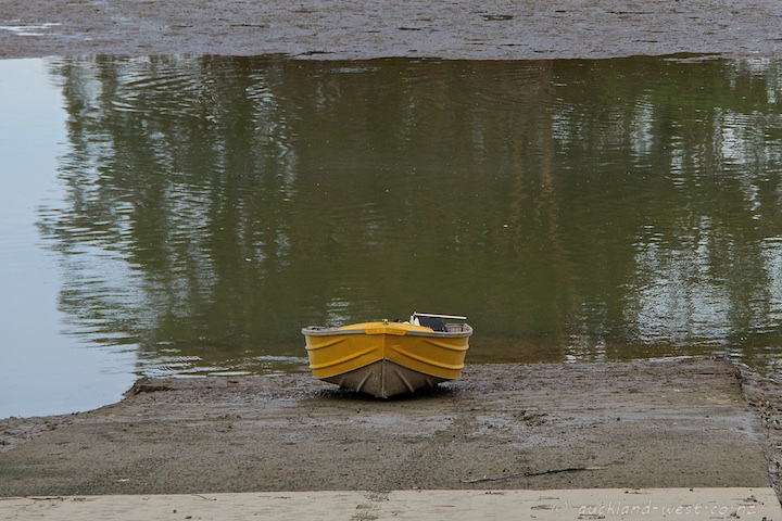 The Yellow Dinghy