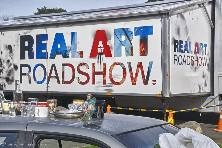 Real Art Roadshow